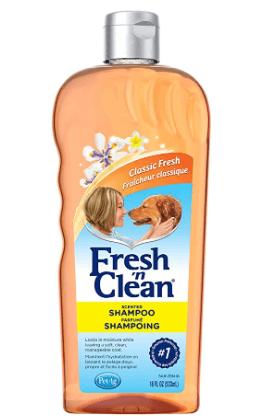 Shampoo perfumado Fresh & Clean