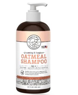 Shampoo y acondicionador Natural-Dog de Paws and Pals