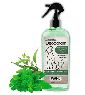 Wahl Doggie perfume para perros Natural